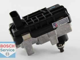 Repair 7121 6NW008412 Turbo Electronic Actuator | Hella Garrett