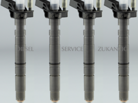 4 Refurbished Fuel Injectors | 0986435360 03L130277 | Audi VW Seat Skoda 2.0 TDI
