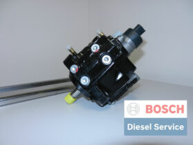 Remanufactured High-Pressure Pump | Bosch | 0445010009 | BMW 525d 530d 330d