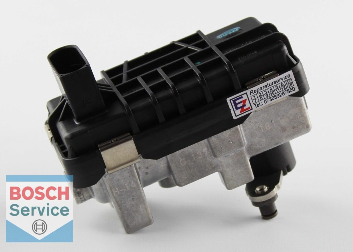 Refurbished Turbo Actuator | Hella Garrett | 6NW008412 A6460960080 | Mercedes