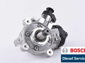 Bosch 0445010507 Remanufactured High-Pressure Pump
