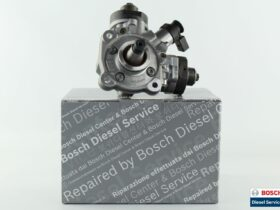 Remanufactured High Pressure Pump | Bosch | 0445010637 0445010696 | Jeep Grand Cherokee 3,0 CRD
